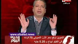 تامر أمين : الإعلام نافق الشعب كثيرًا لدرجة أفسدته.. فيديو