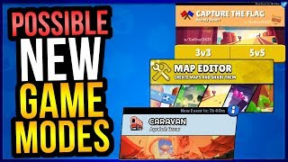 10 NEW GAME MODE IDEAS FOR BRAWL STARS! Gun Game, 5v5 u0026 More!