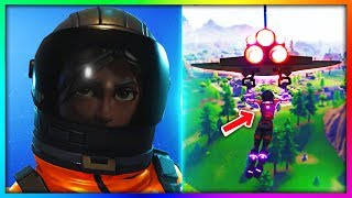5 Secrets You Didn't Know About The Dark Vanguard in Fortnite: Battle Royale [Retrex]