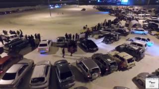 Уфа РБ 28 января: 1 этап зимней серии DRIFT KING 2017