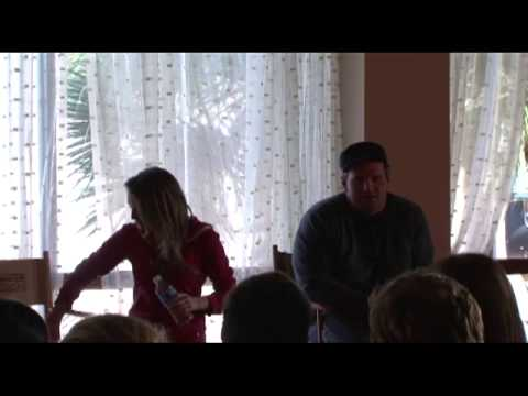 Alexa Vega, Ethan Supplee Actors Workshop