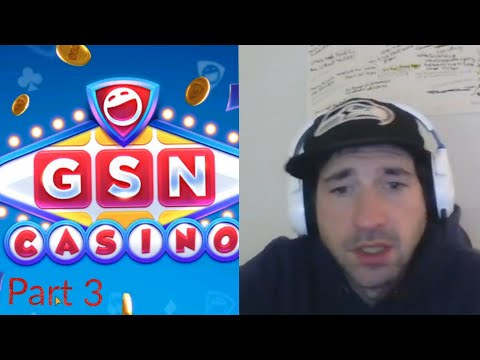 GSN CASINO SLOTS Slot Machine Games Part 3 Free Mobile Game Android / Ios Gameplay Youtube YT Video