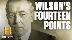Woodrow Wilson's Fourteen Points | History