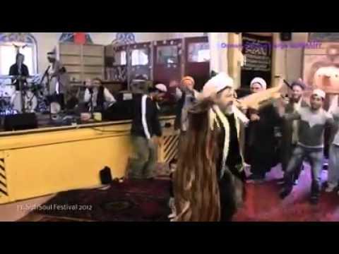 dancing in mosaque