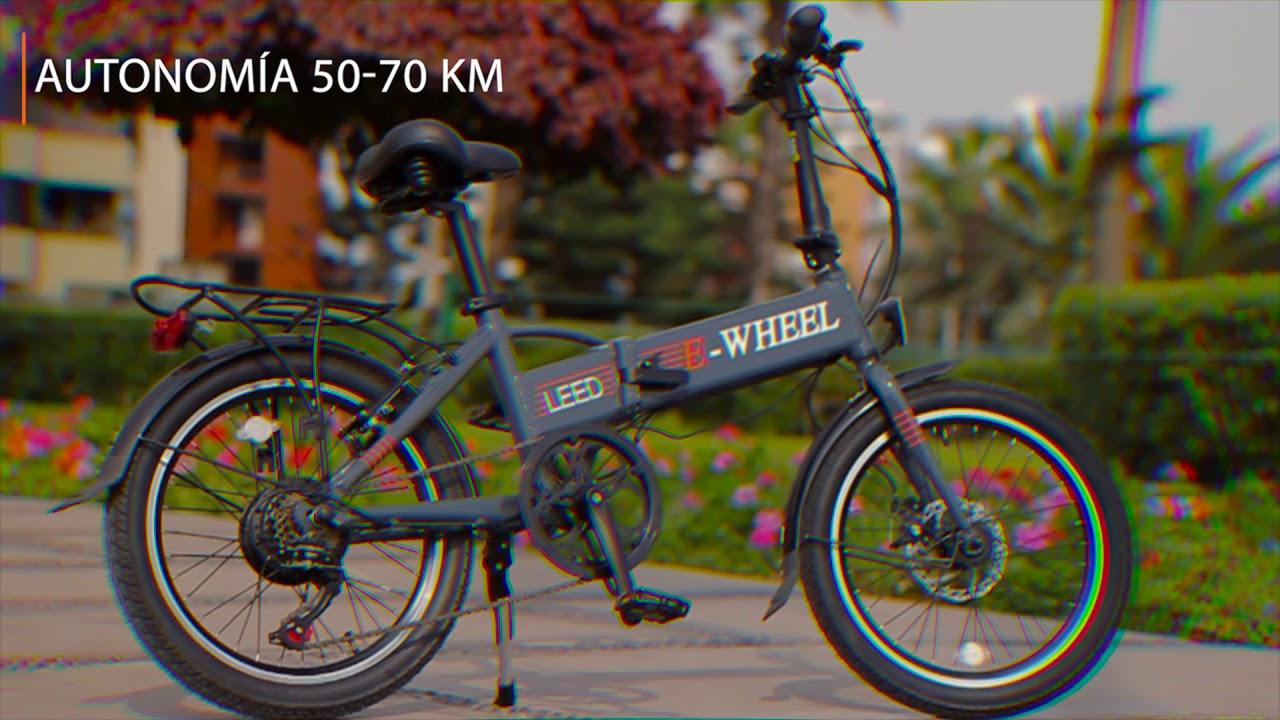 Imagen de Bicicletra Electrica Plegable