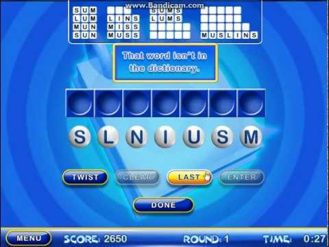 Text Twist 2 Game + Download Link