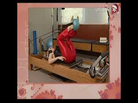 Ejercicios para fortalecer la columna pilates