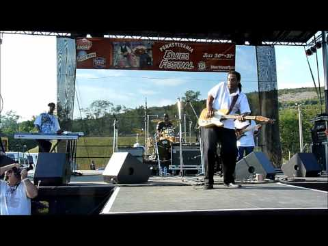 Old Friends by Kenny Neal at The Pennsylvania Blues Festival 2011
