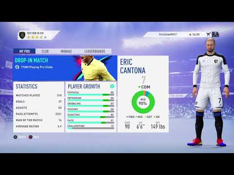 FIFA 19 Pro Clubs Live Stream - Race to Division 1