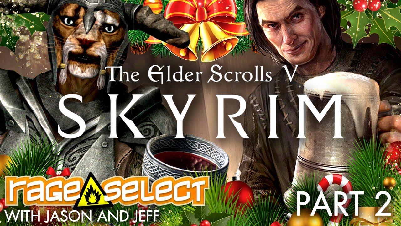 The Elder Scrolls V: Skyrim - THE RISE OF GARFIELDIUS 2020 (The Dojo) Let's Play - Part 2