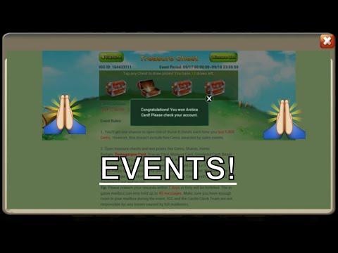 Castle Clash: Events For New Hero Demogorgon!
