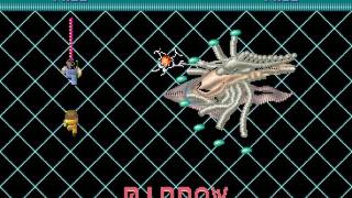 Alien Syndrome arcade 2 player Netplay 60fps
