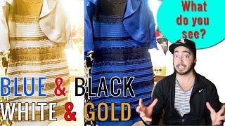 The Dress Illusion | WHITE & GOLD - BLUE & BLACK