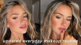 my *NEW* everyday makeup routine 2020