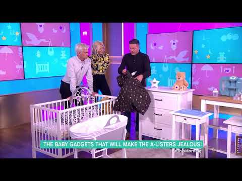 Steve Wilson's Baby Gadget Guide - Part 1 | This Morning