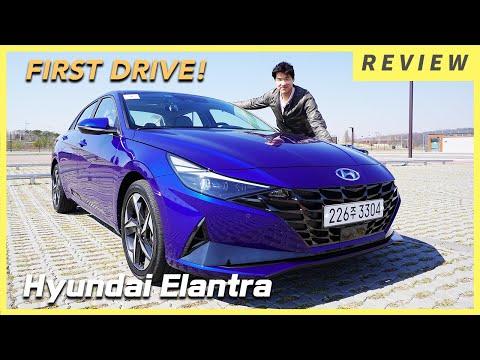 Hyundai Elantra First DRIVE! | Let's drive the all new 2021 Hyundai Elantra (AKA Hyundai Avante)