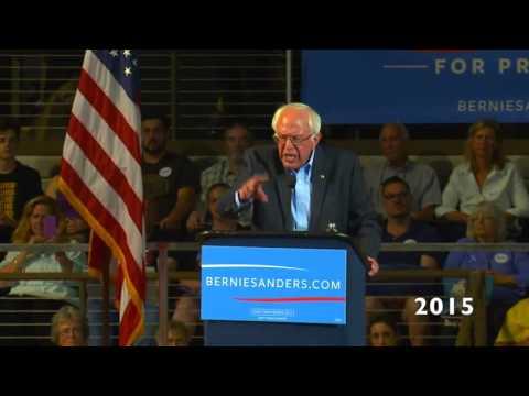 Stand Together: Bernie Sanders & Martin Luther King Jr. [remastered]