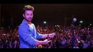tera hone laga hoon atif aslam live performance best urdu song in pakistan and india