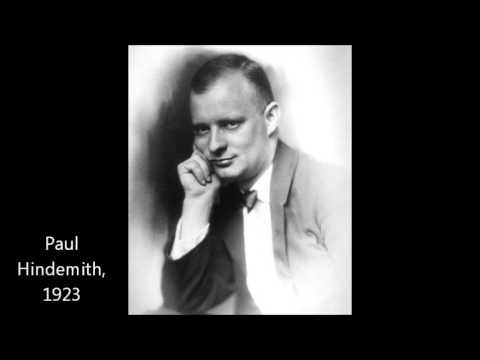 Hindemith Quartet, Op. 32 (Guilet String Quartet, c. 1947)
