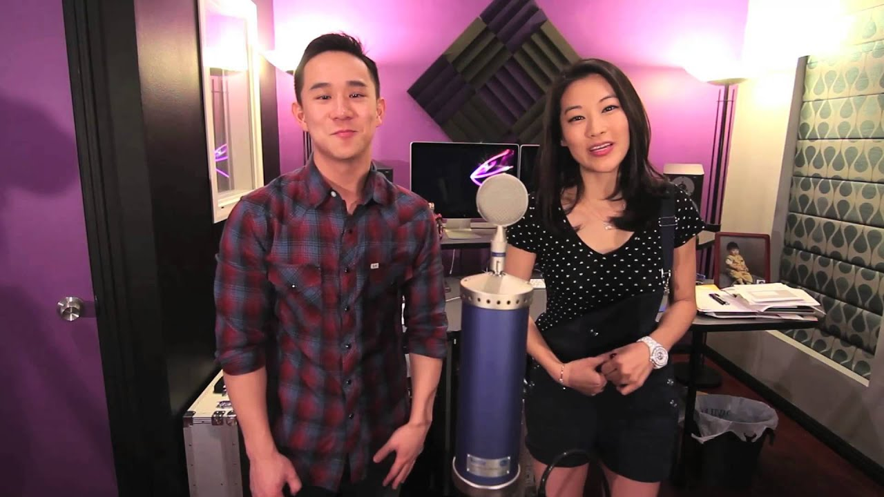 "Download ""Lucky"" Jason Mraz & Colbie Caillat - (Jason Chen x Arden Cho Cover)"