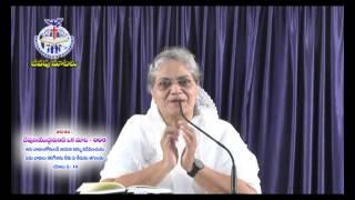 Joy Cherian - Aaru Bhadhalalonundi Aayana Ninnu......
