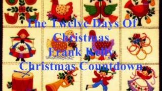 The Twelve Days of Christmas - Frank Kelly - With Lyrics