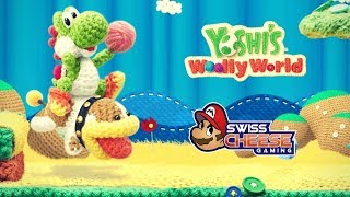 Yoshi's Woolly World Thrives Through Exploration | Wii U Review