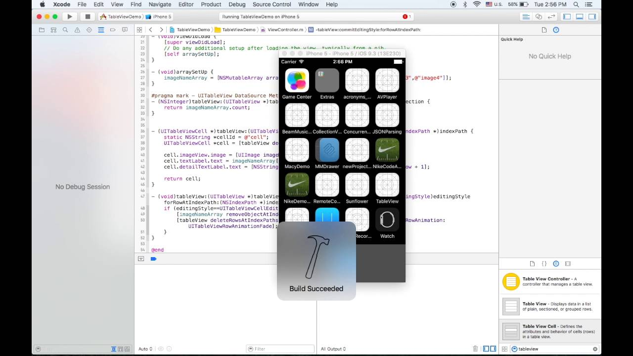 Json tutorial in ios 8 objective c youtube.