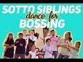 EXCLUSIVE | Sotto siblings' surprise dance video for Bossing!