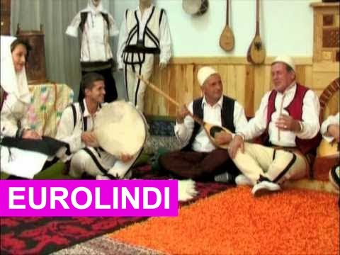 Rifat Berisha - Kur jam kon ni vakt i ri (Muzike Folklorike)