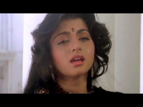 Ek Sukh Ka Ek Dukh Ka Mausam, Bhagyashree, Anuradha Paudwal - Ghar Aaya Mera Pardesi Emotional Song