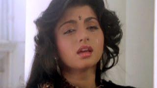 Ek Sukh Ka Ek Dukh Ka Mausam, Bhagyashree, Anuradha Paudwal Ghar Aaya Mera Pardesi Emotional Song