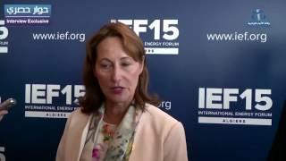 Interview exclusive de Ségolène Royal à l'APS