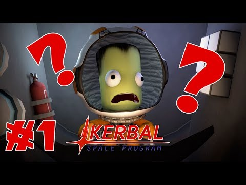 Guide to Kerbal Space Program...for Complete Beginners! - Part 1 [Science!]