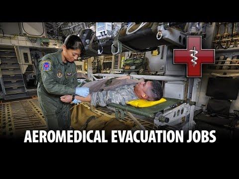 Aeromedical Evacuation: Did You Know?