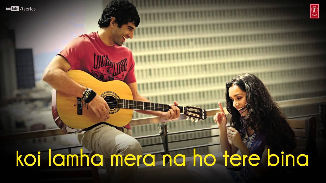 Hindi Romantic Love Wallpapers With Quotes Aashiqui 2 Hindi Movie Tum Hi Ho Full Video Song With