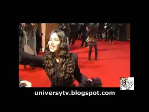 Festival del Cinema di Roma  red carpet Monica Bellucci