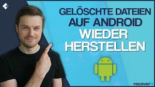 Android: Gelöschte Dateien wiederherstellen screenshot 3
