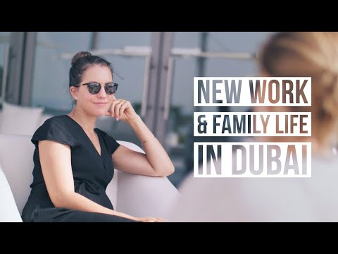How to START A BUSINESS and live in DUBAI