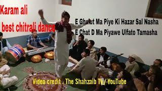 Parwanan Qatara Ta Angrote Goi Asghar ali saghar songs - karam ali chitrali dance The Shahzaib Tv.mp3