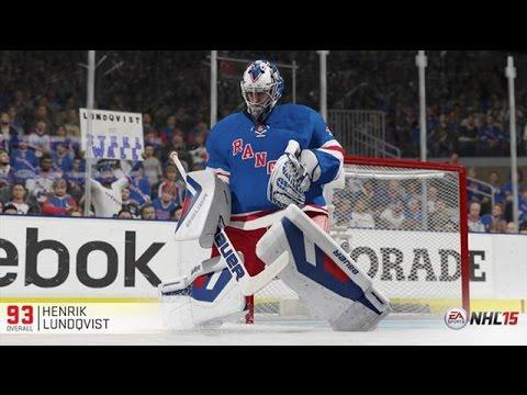 NHL 15 - Best Online Goalie Ever! (PS4)