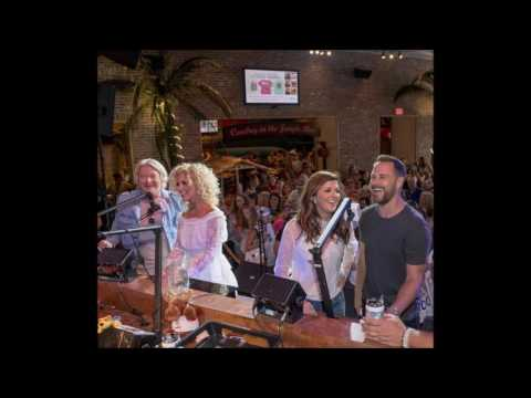 Sirius XM interview with Little Big Town