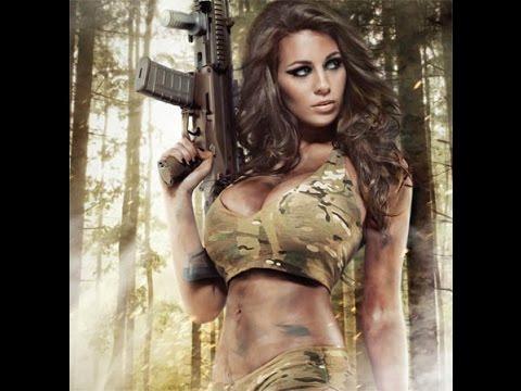 military women nude hot