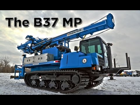 Mobile Drill B37 MP