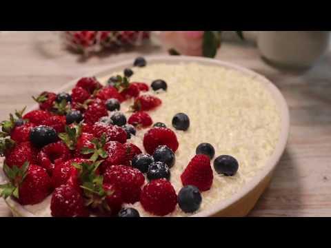 Lemon Berry Mascarpone Dessert Recipe - Kitchen Diary Secrets / Page 13