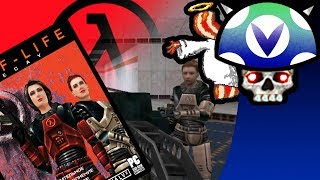 [Vinesauce] Joel & Baconguden - Half Life Marathon: Half-Life: Decay ( PC Port )