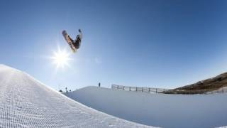 Snowboard Session with 17-Year-Old Scotty James - New Zealand スコッティジェームス 検索動画 24