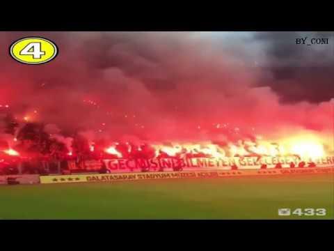 2018 de ultrAslan'ın En İyi Hareketleri    Muhteşem Galatasaray Taraftarı   