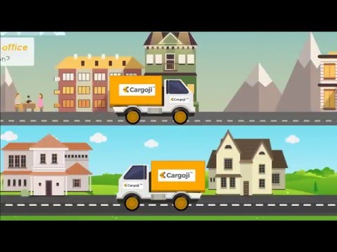 Cargoji.com - On-Demand Delivery Provider