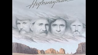 The Highwaymen - Highwayman (Full Album) - 1985